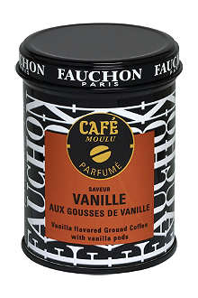FAUCHON Vanilla ground coffee 125g