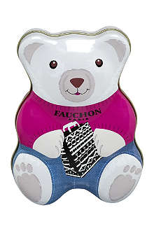 FAUCHON Teddy Bear tin of candies 158g