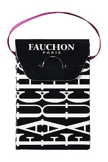 FAUCHON Two chocolate hearts