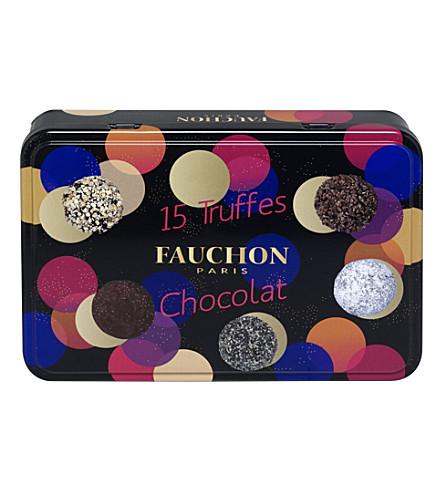 FAUCHON Whimsical Truffles gift box 165g
