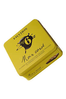 FAUCHON Tin of Carrs Gourmand No 6 dark chocolate