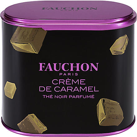 FAUCHON Caramel loose leaf tea 100g