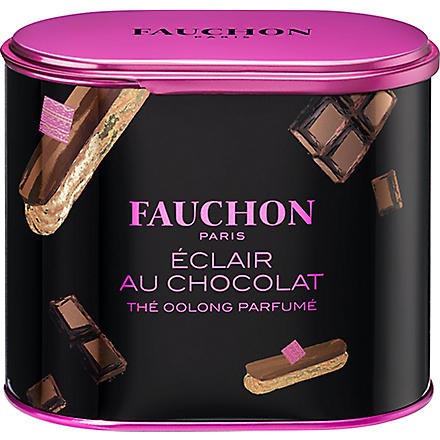 FAUCHON Chocolate eclair loose leaf tea 80g