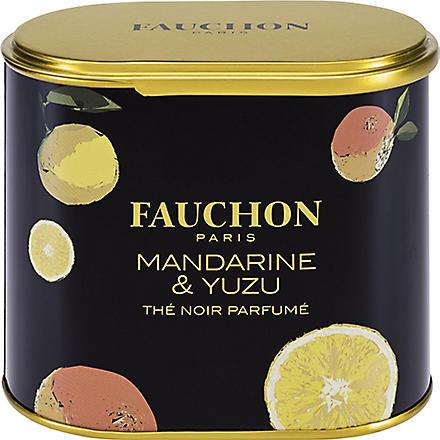 FAUCHON Mandarine & Yuzu loose leaf tea 80g
