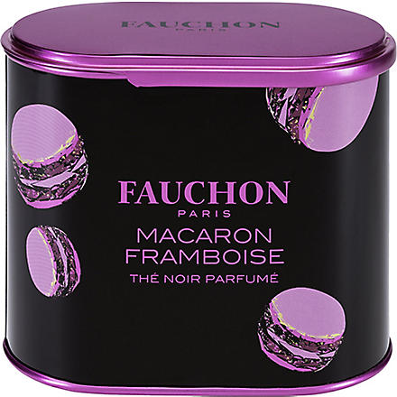 FAUCHON Raspberry Macaroon loose leaf tea 100g
