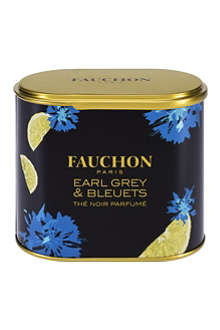 FAUCHON Earl Grey & Blue Flowers loose leaf tea 100g