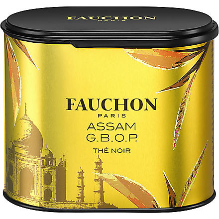 FAUCHON Assam loose leaf tea 100g