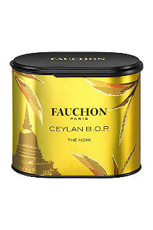 FAUCHON Ceylon loose leaf tea 100g