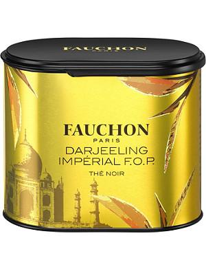 FAUCHON Imperial Darjeeling loose leaf tea 100g