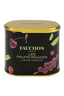 FAUCHON Red Fruits loose leaf tea 80g