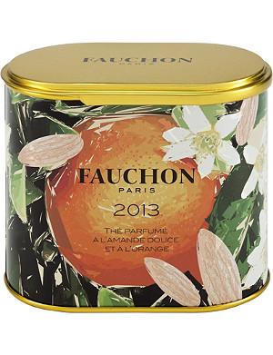 FAUCHON Sweet Almond & Orange loose leaf tea 90g