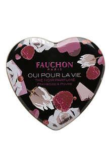 FAUCHON Oui Pour La Vie raspberry pepper loose leaf tea