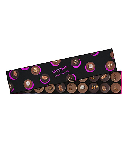 FAUCHON Box of 20 pralines