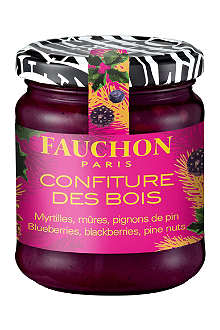 FAUCHON Fruits of the Forest jam 235g