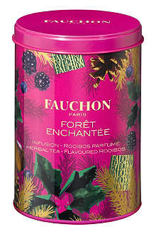 FAUCHON Enchanted Forest Rooibos loose leaf tea
