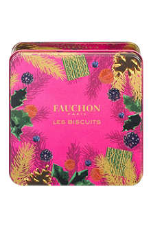 FAUCHON Christmas biscuit assortment