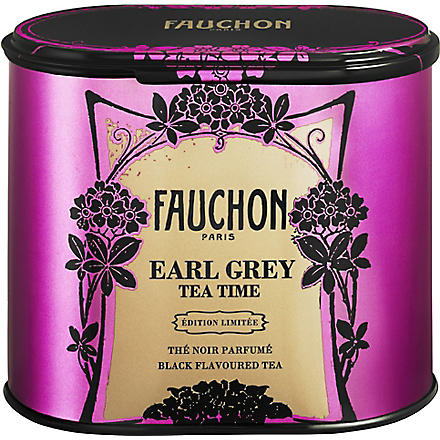 FAUCHON Limited edition Earl Grey loose leaf tea 100g