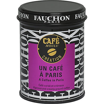 FAUCHON Cafe a Paris blend ground coffee 125g