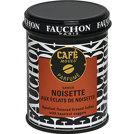 FAUCHON Hazelnut ground coffee 125g