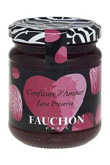 FAUCHON Confiture d'Amour 250g
