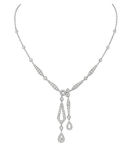 CHAUMET Joséphine 18ct white-gold necklace