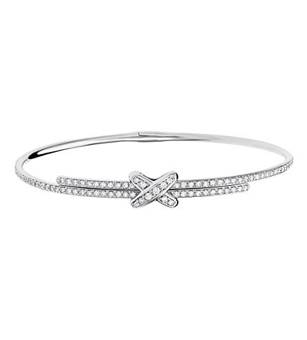 CHAUMET Premiers Liens 18ct white-gold bracelet