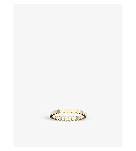 CHAUMET Bee my love 18ct yellow-gold ring