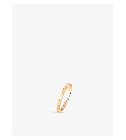 CHAUMET Bee My Love 18-carat rose gold ring