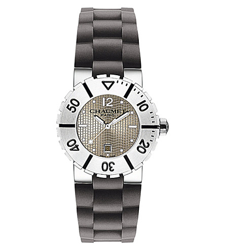 CHAUMET W17222-33C Class One stainless steel watch