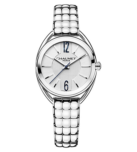 CHAUMET W2361001A Liens stainless steel bracelet watch