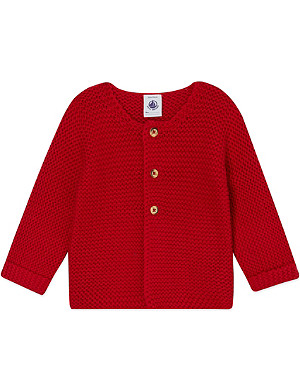 PETIT BATEAU Knitted cardigan 1-12 months