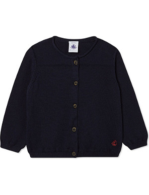 PETIT BATEAU Knitted cardigan 3-24 months