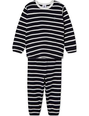 PETIT BATEAU Unisex cotton pyjama set 6-24 months
