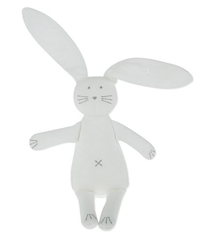PETIT BATEAU Rabbit toy (White