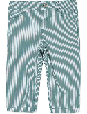PETIT BATEAU Striped trousers 3-36 months