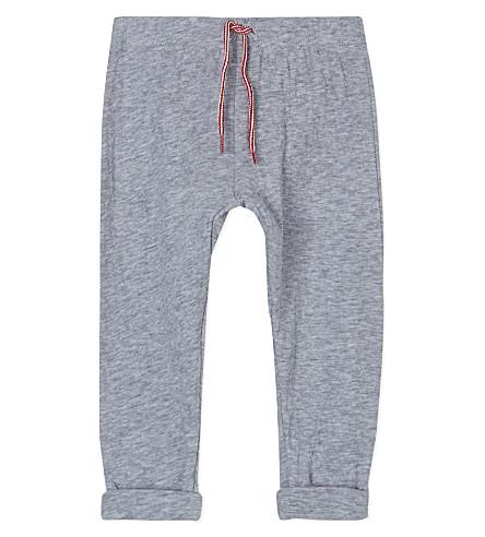 PETIT BATEAU Jersey trousers 3-36 months (Fumeegrey