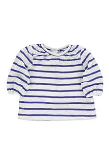 PETIT BATEAU Striped long sleeve t-shirt 3 months-3 years