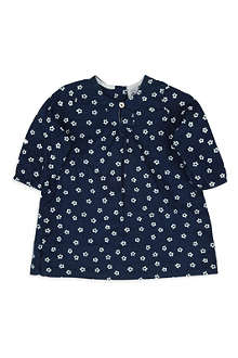 PETIT BATEAU Floral dress 3 months-3 years