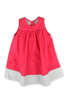 PETIT BATEAU Colour-block dress 3 months-3 years