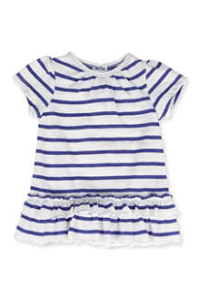 PETIT BATEAU Striped dress 3 months-3 years