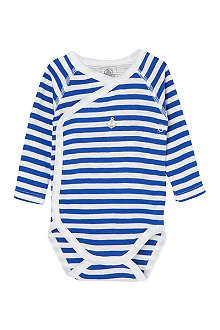 PETIT BATEAU Striped bodysuit small newborn-12 months