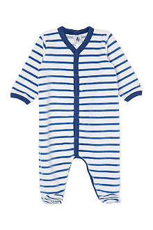 PETIT BATEAU Unisex sleepsuit newborn-24 months