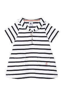 PETIT BATEAU Striped dress 3-36 months