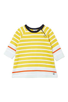PETIT BATEAU Striped jumper dress 3-36 months