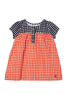PETIT BATEAU Patterned jersey dress 3-36 months