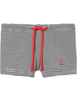 PETIT BATEAU Striped swimming shorts 3-24 months