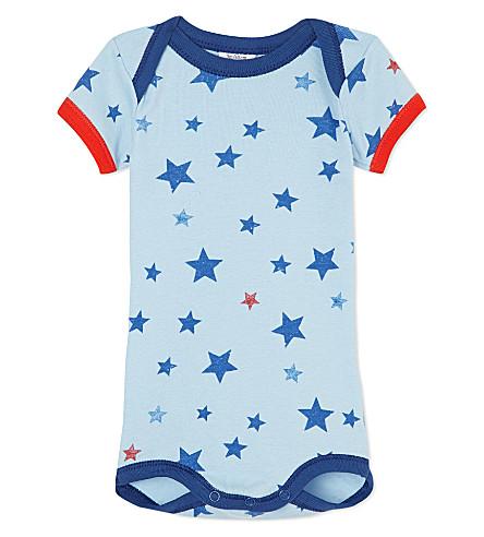 PETIT BATEAU Stars bodysuit 3-36 months (Multicolor