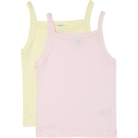 PETIT BATEAU Pack of 2 chemises (Multicolor