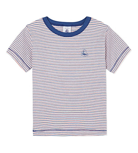 PETIT BATEAU Striped t-shirt 2-12 years (Multicolor