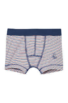 PETIT BATEAU Striped cotton jersey boxers